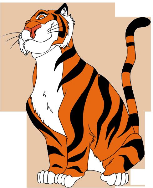 - Tigre de jasmine ...